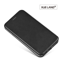 2017 new design buy direct from china factory leather mobile phone case for lenovo s820