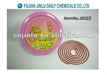 Green mosquito repellent coil incense repellent,herbal incense