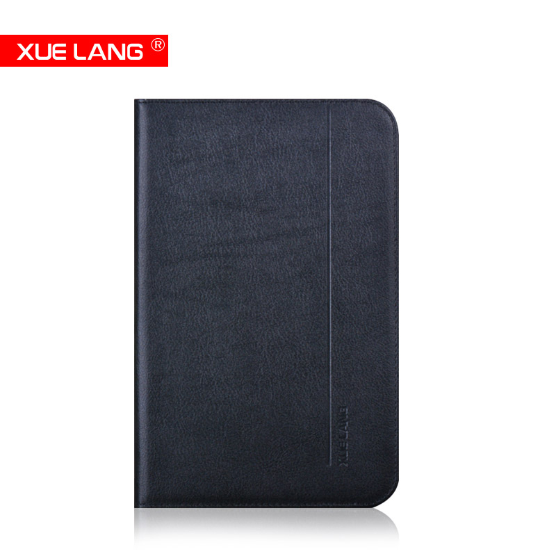 7'' universal wallet flip leather case for tablet PC case