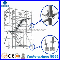 Ring lock Scaffolding System Used Scaffold For Sale