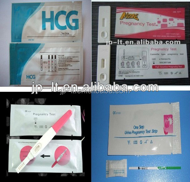 urine pregnancy test strip, hiv home test kit and other rapid diagnostic test kit