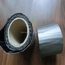 Aluminum self adhesive waterproof roof bitumen flashing tape with low price