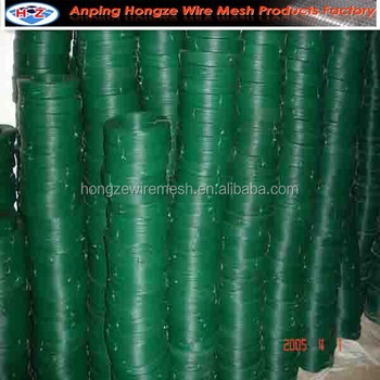 pvc coated wire washing line
