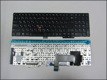 New For Lenovo Thinkpad E531 E540 L540 laptop Keyboard AR/US Arabic layout Black