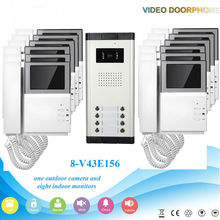 Access Control competition smart Wireless Video Door Phone free videos