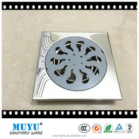 strainer stainless steel shower floor drain grate, concrete floor drain, bathroom shower drain