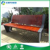 cheap park benches wood plastic composite mordern park bench used park benches