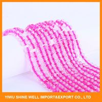 Hot Selling OEM design clear flat back glass beads with reasonable price