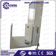 China price with ISO certificate used for human wheelchair elevator lift