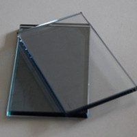 Beijing Factory F-Green reflective coating colored glass for window