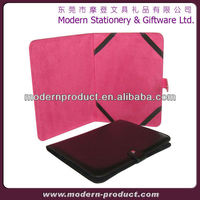 High quality PU leather case for ipad