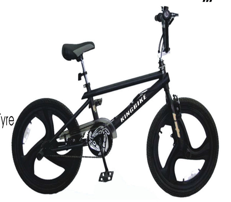 20 inch hot sale cheap steel freestyle bike with aero wheel