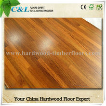 Hot sales Finger joint teak 4mm engineered wood flooring