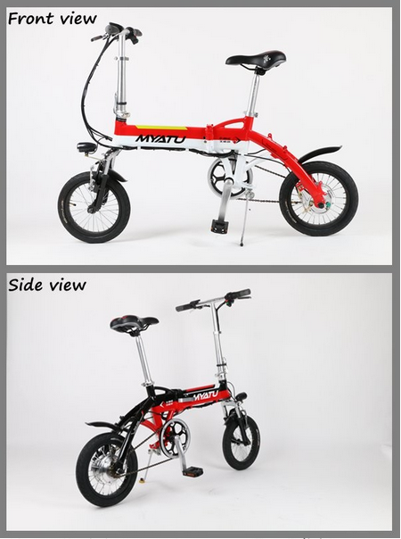 mini Adult Electric Scooter bike /2 wheel electric Motorcycle with pedals---MINI