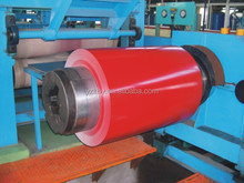 Construction raw material / Prepainted gi steel coil