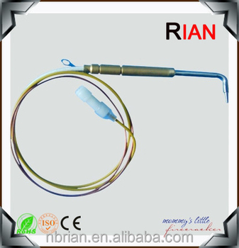 Standard infrared Gas burner thermocouple