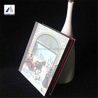 Mountain High quality hardcover books modelling empty chocolate box
