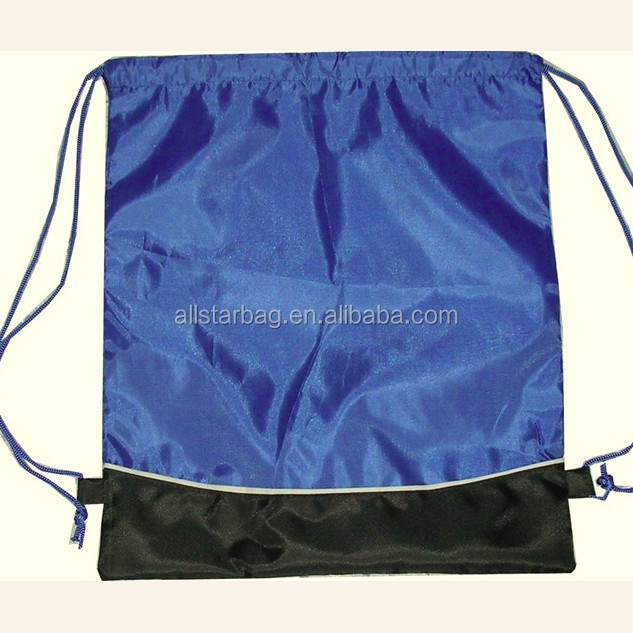 Customized nylon foldable reusable shop bag,polyest drawstring bag,new product of non woven