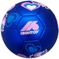 Matte PVC size 5 soccer ball for promotion/ wholesale cheap machine sewn football