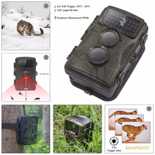 Photo traps 0.6s trigger 12MP 1080P HD Night Vision Hunting camera 12 months standby Outdoor Didden wireless Security Camera