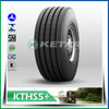 Nom Smartway DOT Certificated Truck Tyres TBR Tires Radial Manufacturer Rubber Truck Tire 11R24.5