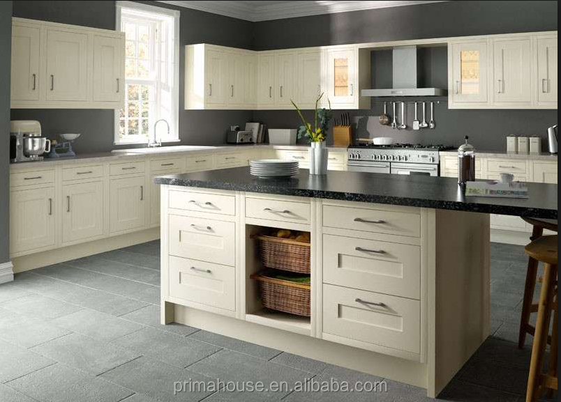 Foshan manufacture white pantry cupboards in high quality