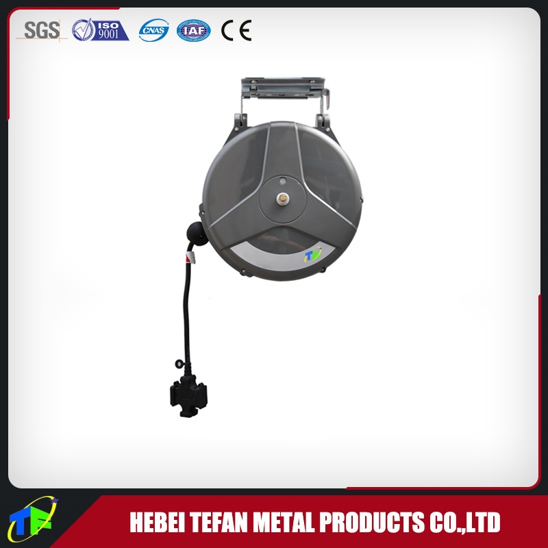 Small Automatic Retractable Cable Reel