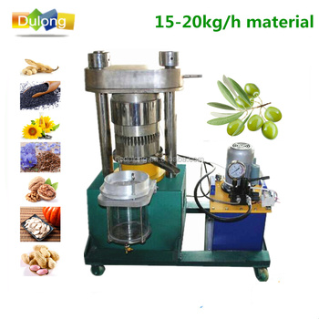 Hot sale DL-ZYJ01Y multifunctional olive oil press machine for sale