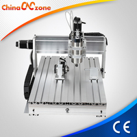 CNC 6040 4 Axis 3D Mini CNC Engraving Machine with Price Competitve