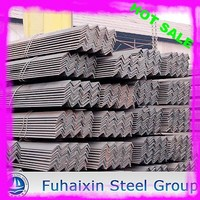 Prime A36 hot rolled mild equal construction steel angle supplier