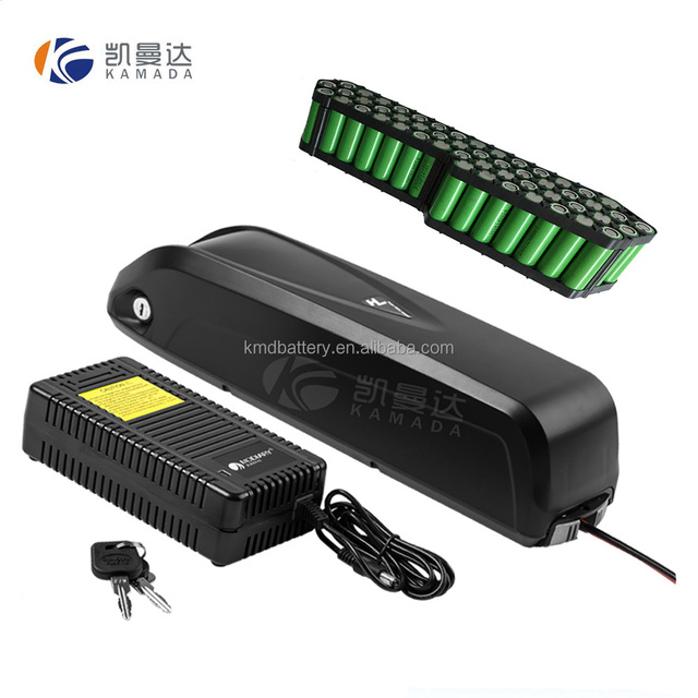 Super power li-ion battery 48V 13AH e bike lithium ion battery pack
