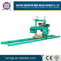 Hot sell MJ375-C portable wood cutting band saw vertical machinery