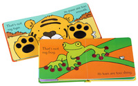 custom design lovely children cardboard books printing hardcover children books printer