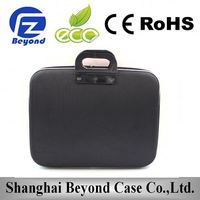 "Wholesale waterproof and shockprrof hard shell 15.6"" laptop bag"