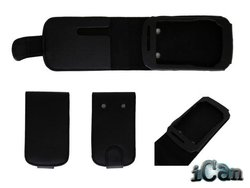 LEATHER FLIP CASE COVER WALLET For Blackberry Bold 9900