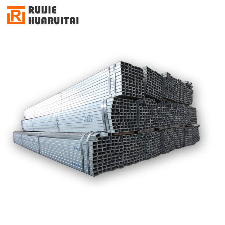 large diameter welded square steel tubes galvanized welded square steel pipe galvanized tube rectangular
