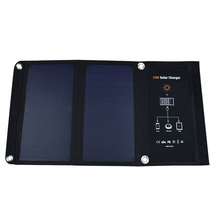 2017 Hot selling Waterproof portable solar panel gadget charger