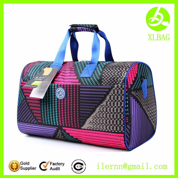 OEM Advertising Personalized Promotional Travel Bag