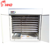 HHD 220V large capacity egg incubators for selling chicken egg cabinet cheap incubators