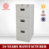 Festival discount sale vertical adjustable 3 drawer cheap file cabinet
