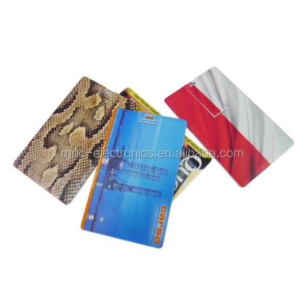 Customized LOGO high quality new arrival 1gb 2gb 4gb 8gb 16gb 32gb business credit card usb