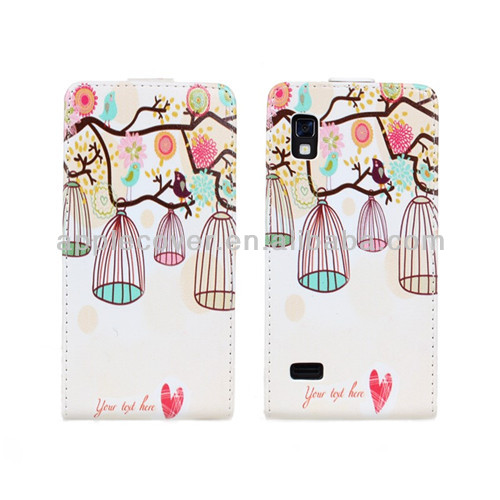 Cute case for lg optimus l9 p760,for lg optimus l9 p769 leather case