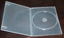 7mm Slim DVD Case Auto Machine Packing Grade