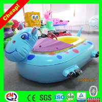 2016 new design discount cute water bumper boat for sale