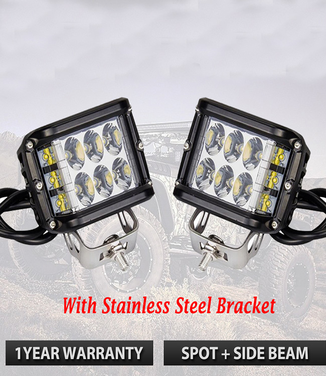 Wholesale 60W car led work light led driving lamp for car offroad