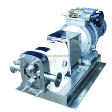 glass fiber reinforced plastic &leather making- processing manufacture rotor stainless steel pump