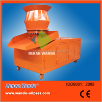 hydraulic sawdust briquette press machine