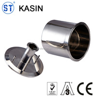 Stainless steel sanitary full set of cask triclamp lid