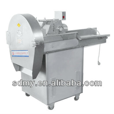 automatic stainless steel digital vegetable cutter for potatoes,lotus roots,cucumbers,cabbage,scallion,bamboo shoots