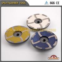 Abrasive tools diamond resin filled diamond cup grinding wheel for special retread equipment